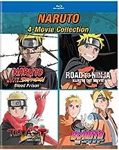 Naruto: 4-Movie Collection (BD) [Blu-ray]