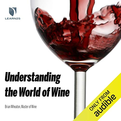 Understanding the World of Wine cover art