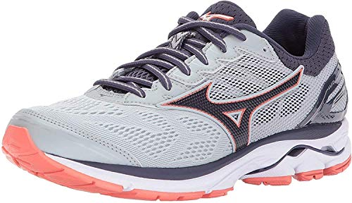 Mizuno Women's Wave Rider 21 Running Shoe Athletic...