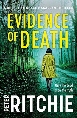 Evidence of Death (Detective Grace Macallan Book 2) (English Edition)