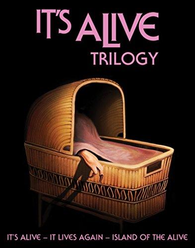 It's Alive Trilogy [Blu-ray]