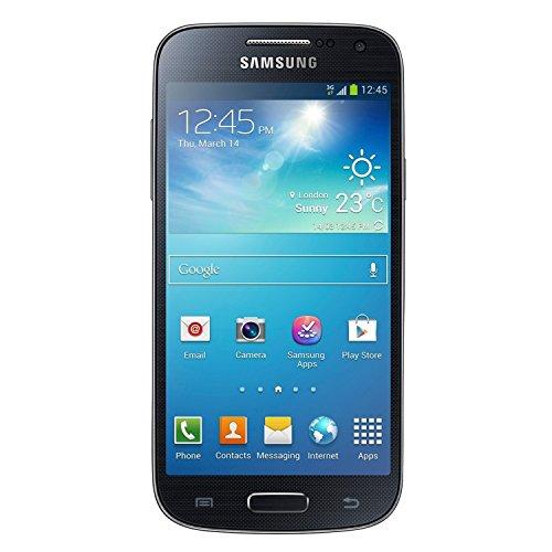 'Samsung Galaxy S4Mini 8GB–Smartphone Android (Bildschirm 4.27, 8MP Kamera, 8GB, 1.7GHz, Dual SIM), Schwarz