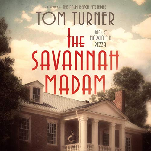 The Savannah Madam cover art
