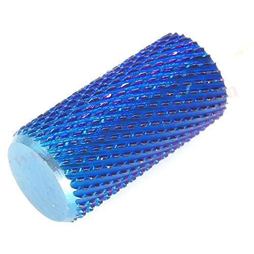 NBB Broca de carburo 1pc,Blue Nano,vástago de 3/32