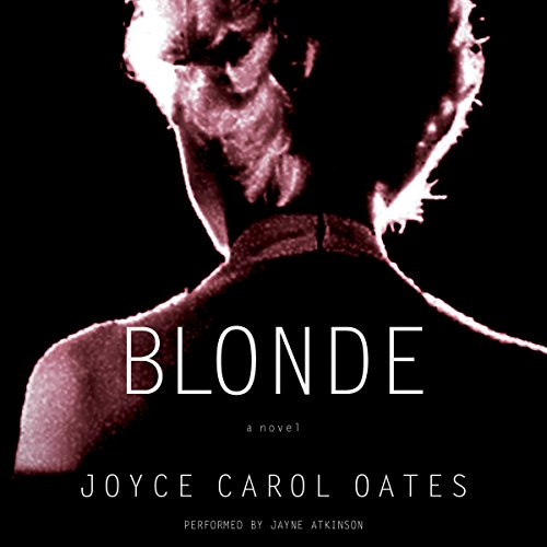 Couverture de Blonde