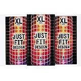 【まとめ買いセット】 JUSTFIT(ジャストフィット) XLサイズ 【12個入×3箱】