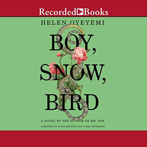 Boy, Snow, Bird audiobook cover art