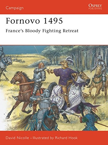 Fornovo 1495: France's bloody fighting retreat: No. 43
