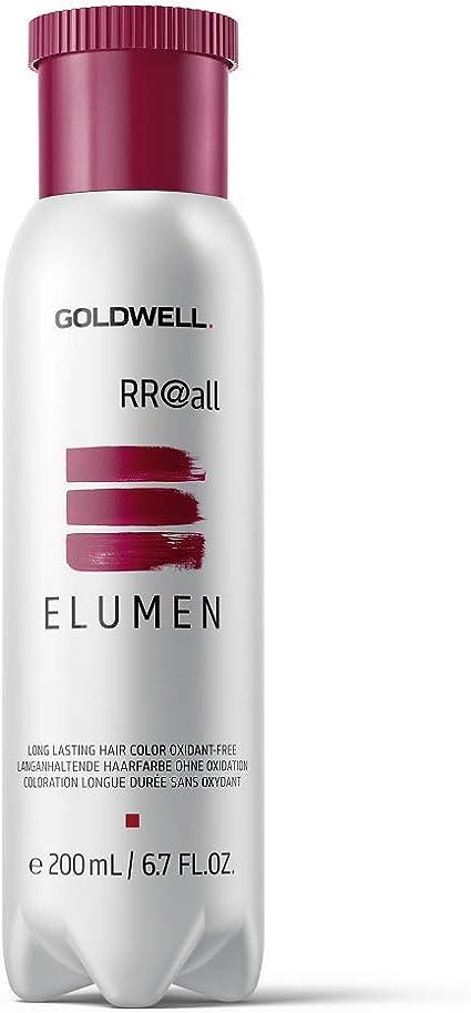 Goldwell Elumen Pure R en todos los colores de cabello 3-10, rojo, 2x 200 ml