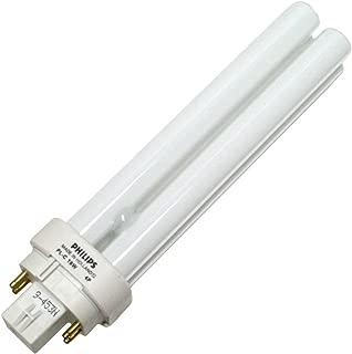 (10 Pack) Philips Lighting 38328-1 - PL-C 13W/841/4P/ALTO - 13 Watt CFL Light Bulb - Compact Fluorescent - 4 Pin G24q-1 Base - 4100K -