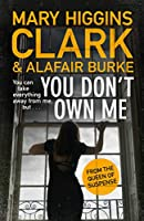 You Don't Own Me (Under Suspicion 6)
