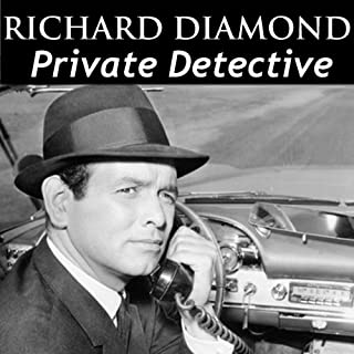 Richard Diamond, Private Detective: Old Time Radio - 122 Shows audiobook cover art
