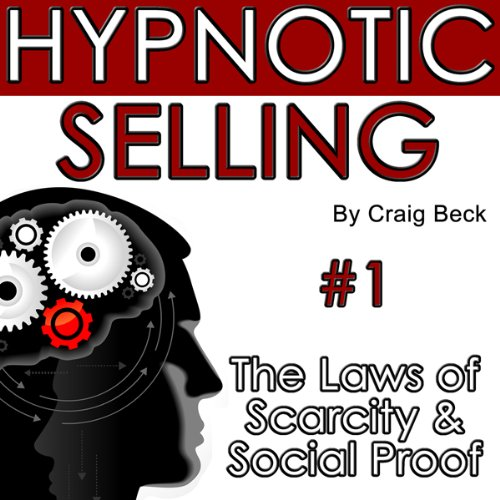 Hypnotic Selling audiobook cover art
