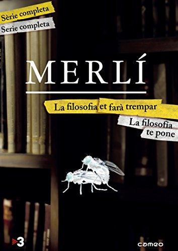 Merlí (Serie completa) [DVD]