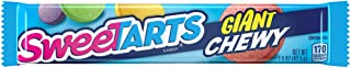 SweeTARTS Giant Chewy Candy 1.5 Ounce Packets, Pack of 36