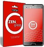 ZenGlass Flexible Glas-Folie kompatibel mit HTC U Ultra Panzerfolie I Bildschirm-Schutzfolie 9H I (Kleiner Als Das Gewölbte Bildschirm)
