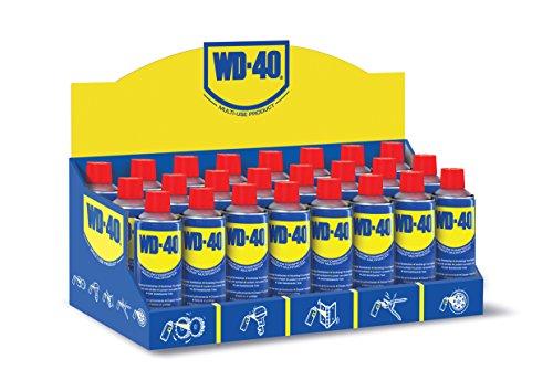 WD-40 49204 Multifunktionsprodukt Classic, 400ml Volumen, 24 Stück