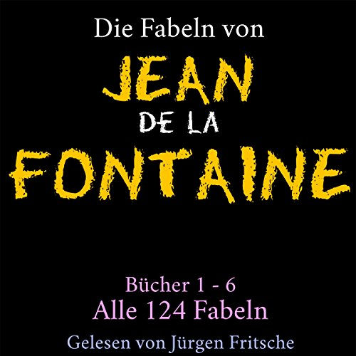 Fabeln von Jean de La Fontaine 1-6 audiobook cover art