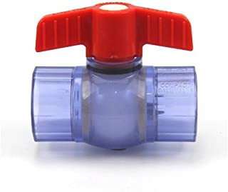 Robinet D'arrêt Droit En Plastique 20mm 25mm 32mm 40mm