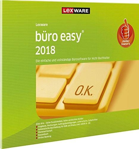Lexware büro easy 2018 Version annuelle (365-jours) FFP