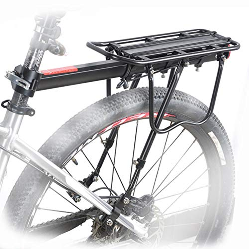 Fantastic Deal! WANGLXFC Durable Universal Bicycle Luggage Carrier, Rear Bicycle Bike Bicycle Rack w...