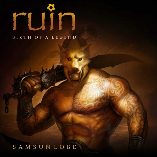 Ruin audiobook cover art