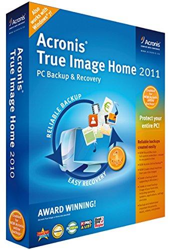 Acronis True Image Home 2011 Plus Promo