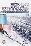 Tecnologie applicate ai materiali e ai processi produttivi tessili, abbligliamento e moda....