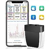 GEMWON ELM327 OBD2 Scanner Bluetooth 4.0 Lecteur de Code OBDII Outil de Diagnostic Automatique pour la détection de l'état des véhicule (Fonctionne avec Les Appareils iOS et Android)