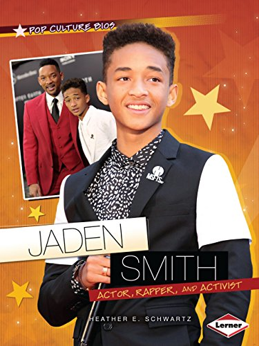 JADEN SMITH (Pop Culture Bios)
