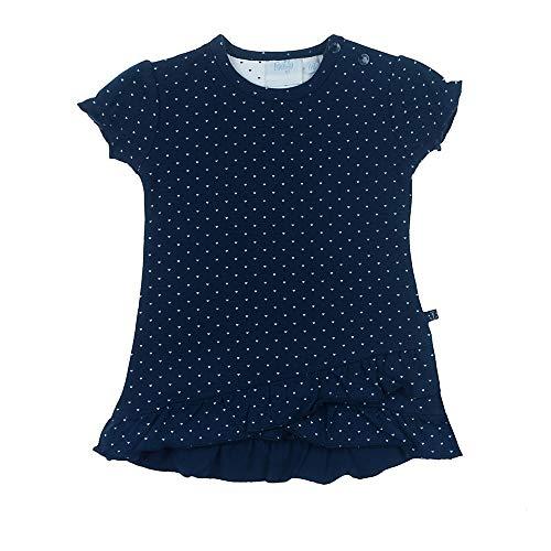 Feetje Robe courte 00314 pour fille - Bleu marine - Bleu - 74 cm (taille fabricant: 7)