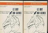 Le dit du Genji. Première partie (2 vol.). Traduction intégrale par René Sieffert.