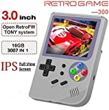 Anbernic Handheld Game Console , RG300 Retro Game Console OpenDingux Tony System