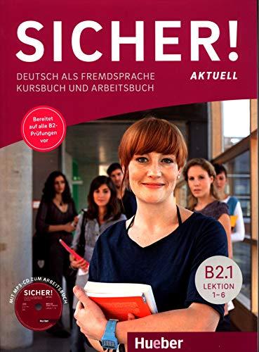 Sicher! aktuell B2.1 KB+AB+CD-Audio: Deutsch als Fremdsprache
