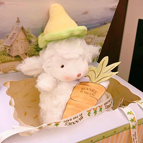 N-S Lamb dolls plush dolls give to friends Bottle cap