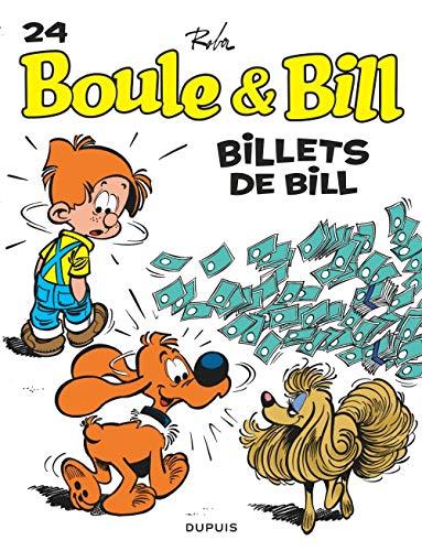 Boule et Bill, T24: Billets de Bill