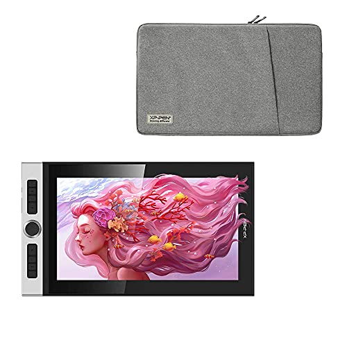 Drawing Monitor XP-PEN Innovator 16 Pen Display with Carry Protective Bag