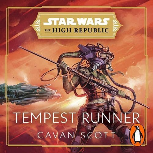 Star Wars: Tempest Runner cover art