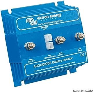 Ripartitore di carica Argodiode 2 x 120 A English: Victron Argodiode battery combiner 2 x 120 A