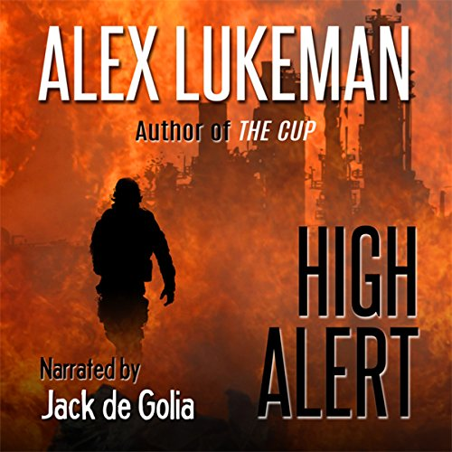 High Alert audiobook cover art
