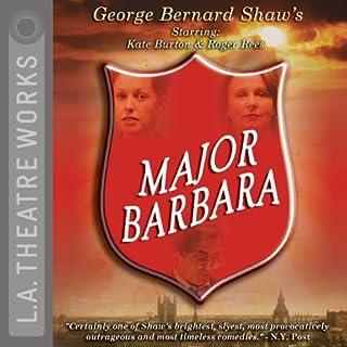 Major Barbara audiobook cover art