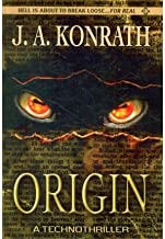 Origin by J.A. Konrath (2010-11-16)