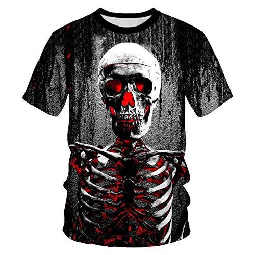 WPYDHM Scary Bone Print 3D Mantel Rectangular Cuadrado Plegable Cubierta De Mesa...