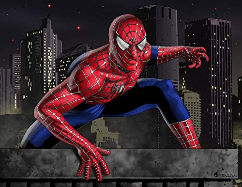 Papel Pintado De Spiderman, Mural De Los Vengadores, Papel Tapiz De Marvel, Papel Tapiz Con Tema De Superhéroe, Iron Man Hulk, Pared De Fondo R