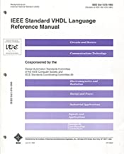IEEE Standard Vhdl Language Reference Manual: IEEE Std 1076-1993