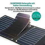 RAVPower 16W Solarladegerät Outdoor Charger - 2