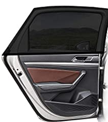 2 St/ück Auto Companion Universal-Autofenster-Sonnenblenden keine Saugn/äpfe erforderlich sch/ützt vor sch/ädlichen UV-Strahlen und Hitze durch Sonneneinstrahlung Schutz f/ür Ihre Kinder