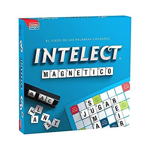 Falomir- Intelect Magnético Juego de Mesa, (646386)