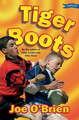 Tiger Boots (English Edition)