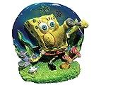 Penn Plax SBAR1 Spongebob Ausströmer Seifenblasen Figur